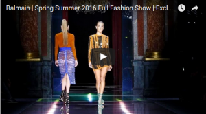Video moda china